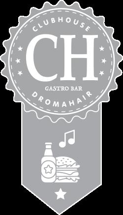Clubhouse Gastro Bar Dromohair logo