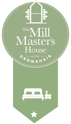 Mill Master's House Accommodation Dromahair logo