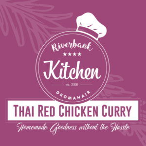 Thai Red Chicken Curry 840ml