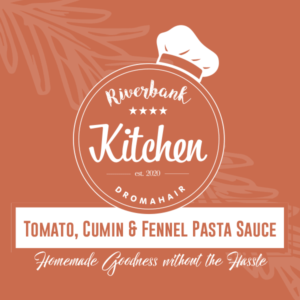 Tomato, Cumin and Fennel Pasta Sauce 520ml
