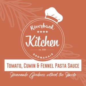 Tomato, Cumin and Fennel Pasta Sauce 520ml