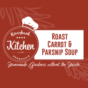 Roast Carrot and Parsnip Soup 535ml