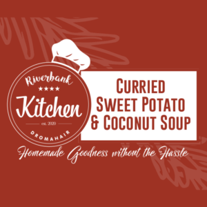 Curried Sweet Potato and Coconut Soup 535ml